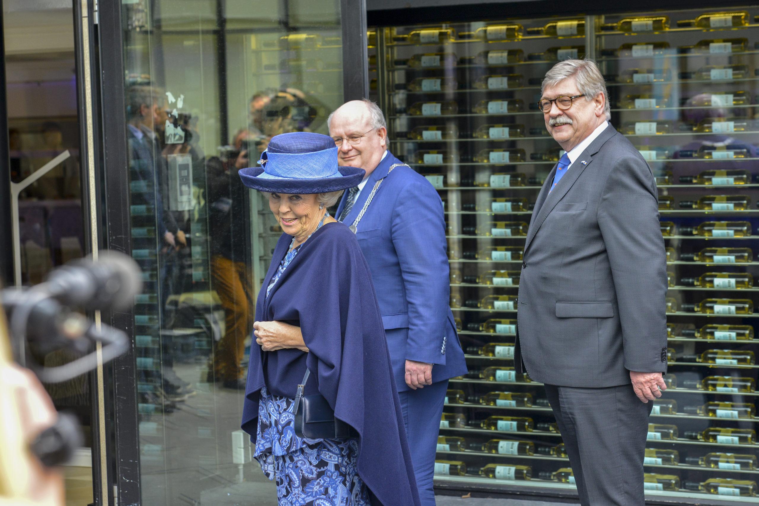 Prinses Beatrix,